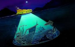 """Con tàu không người lái nhìn thấu đáy đại dương nhờ """"mắt thần"""" siêu đẳng"""