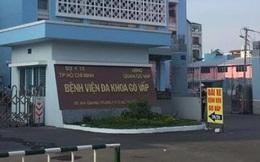 Tiếp tục tạm đình chỉ công tác, chức vụ với nguyên giám đốc BV Gò Vấp bị tố đầu cơ khẩu trang y tế