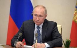 """Tổng thống Putin: Nga hy vọng có thể chỉ cần chưa đến 2-3 tháng để """"đánh bại"""" dịch COVID-19"""