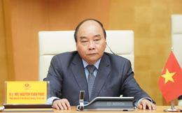 Thủ tướng Nguyễn Xuân Phúc chia sẻ với G20 về các biện pháp đối phó COVID-19