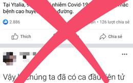 Mời Facebooker Nguyễn Sin lên làm việc vì đưa tin có người chết vì Covid-19, gây hoang mang dư luận