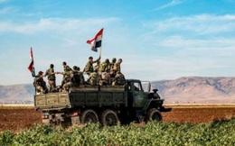 Vũ khí hạng nặng của Syria ùn ùn tiến vào nam Idlib