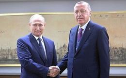Nga khẳng định ưu tiên hợp tác với Thổ Nhĩ Kỳ trong vấn đề Syria