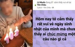 Con cháu giả vờ không nhớ sinh nhật, cụ ông 79 tuổi liền đăng status lên MXH, nội dung khiến tất cả bật cười