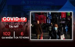COVID-19: Mỹ có 6 ca tử vong; thống đốc bang Washington đề cập tới khả năng xin quân đội hỗ trợ về y tế