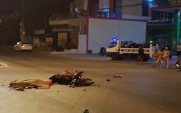 Lái xe máy đâm vào đuôi ô tô, hai thanh niên tử vong