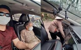 Thấy cụ bà gần 90 tuổi đứng chờ xe buýt, tài xế mời lên xe riêng còn có hành động được tất cả ủng hộ