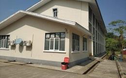 Nơi ở của đội tuyển Myanmar được dùng làm trung tâm cách ly