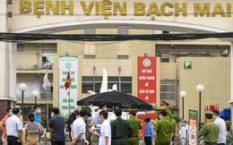 Hà Nội chấm dứt phong tỏa Bệnh viện Bạch Mai từ ngày 12/4