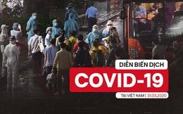 [CẬP NHẬT dịch Covid-19] TIN VUI: Thêm 47 bệnh nhân mắc Covid-19 đã có kết quả âm tính; Hà Nội bắt đầu xét nghiệm nhanh Covid-19 diện rộng