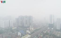 Thời tiết Hà Nội có mưa nhỏ, mưa phùn ngày đầu tuần