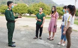 Nam thanh niên bỏ trốn khỏi khu cách ly ở Lào Cai