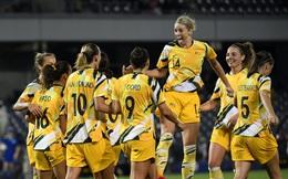 KẾT THÚC play-off Olympic Australia 5-0 Việt Nam: Hàng thủ Việt Nam bất lực!