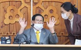 Thống đốc Hàn Quốc đột kích cơ sở Tân Thiên Địa, ép giáo chủ xét nghiệm lại nhưng bất thành
