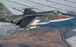 Hé lộ sức mạnh máy bay cường kích Su-25SM3 Super-Grach của Nga