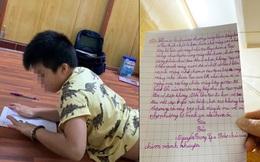 """""""Tao chúc mày đi thượng lộ bình an"""" - bức thư của cậu bé lớp 3 gửi con chim bị chuột ăn thịt khiến dân mạng dở khóc dở cười"""
