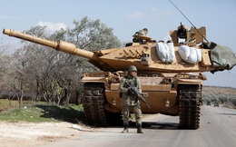 """Drone – chiến thuật """"thay đổi cuộc chơi"""" của Thổ Nhĩ Kỳ ở Idlib"""