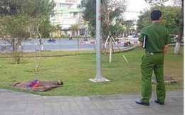 Vụ người đàn ông tử vong tại quảng trường: Tạm giữ hai đối tượng