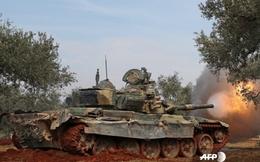 """Ly kỳ số phận chiếc xe tăng T-90A hai lần """"đổi chủ"""" trên chiến trường tây bắc Syria"""