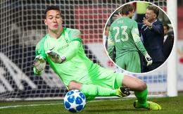 Tái hiện pha thay người lịch sử ở World Cup, thủ môn Việt kiều đưa CLB vào BK cúp QG Czech