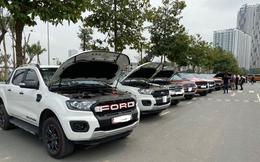"""Hơn 400 xe Ford dính lỗi rò rỉ dầu, đại diện hãng """"mời khách đến kiểm tra xe và tư vấn"""""""