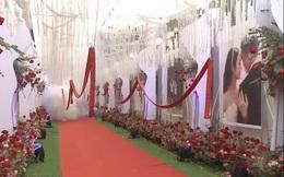 Vụ đốt hàng chục mét pháo mừng đám cưới: Khang khai là ngày vui của cháu nên đốt cho vui