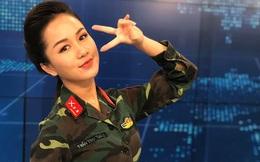 Dân mạng phát sốt với đoạn clip hậu trường của một nữ MC, ngoại hình đẹp long lanh thế bảo sao cô gái nào cũng ước mơ làm truyền hình