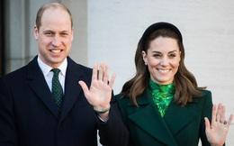 """Nước Anh căng thẳng vì COVID-19, Hoàng tử William vẫn nói đùa rằng anh """"đang lây truyền virus corona"""""""