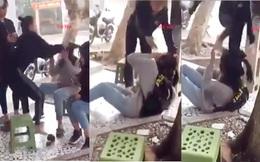 Vụ nữ sinh đánh, đá liên tiếp vào mặt bạn: Nguyên nhân do bị nói xấu mẹ
