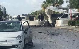 Một người đàn ông đánh bom tự sát gần đại sứ quán Mỹ ở Tunis