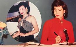 Nhan sắc thời trẻ của BTV thời sự có giọng đọc huyền thoại, được mệnh danh là hoa hậu HTV