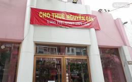 Nhiều cửa hàng ở các khu phố sầm uất Sài Gòn đóng cửa, trả mặt bằng do ảnh hưởng dịch COVID - 19