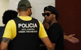 Giúp cảnh sát nước ngoài phá án, Ronaldinho không bị truy tố vì sử dụng hộ chiếu giả
