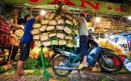 Chợ hoa '30 năm không ngủ' ở Sài Gòn nhộn nhịp lúc 2 giờ sáng đón ngày 8/3