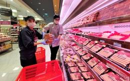 """Chỉ trong 1 giờ, nhiều siêu thị ở Hà Nội bổ sung """"thần tốc"""" nhu yếu phẩm cung ứng cho người dân"""