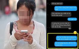 """Đối tượng mai mối rủ đi chơi nhưng nhắn tin kiểu """"cà khịa"""", cô gái đáp trả đúng 2 câu liền bị mẹ mắng xối xả"""