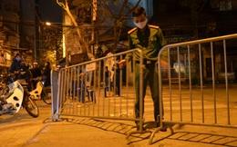 Trích xuất camera rà soát đường đi của nữ bệnh nhân nhiễm Covid-19 ở Hà Nội
