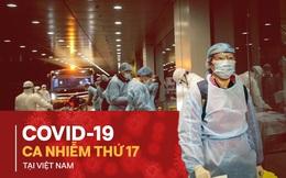 Bệnh nhân thứ 17 nhiễm Covid 19 có bị xử phạt vì giấu thông tin từng đến nước Ý?