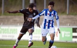 Đoàn Văn Hậu chấn thương chưa bình phục, Heerenveen thảm bại trước Ajax