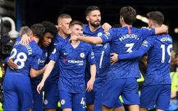 """Đá như """"lên đồng"""", Chelsea vùi dập Everton"""