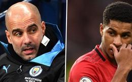 Pep Guardiola có điều ước kỳ lạ ở trận derby Manchester