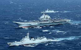 """Biên đội tàu sân bay Trung Quốc """"vừa thiếu, vừa yếu"""": Đối đầu Hải quân Mỹ sẽ là thảm họa!"""