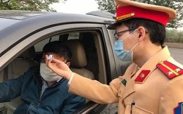 Cục CSGT yêu cầu cán bộ chiến sĩ khai báo tình trạng sức khỏe
