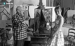 Nhờ danh họa Picasso vẽ chân dung, đến khi hỏi giá, người phụ nữ tưởng mình nghe nhầm