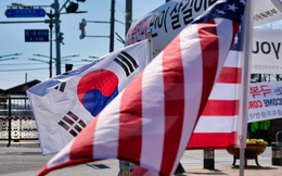 Mỹ cho một nửa nhân viên Hàn Quốc phục vụ trong quân đội nghỉ không lương từ 1/4