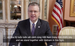 """Đại sứ Mỹ tại Việt Nam: """"Chính phủ Việt Nam đã rất xuất sắc khi đương đầu với đại dịch COVID-19"""""""