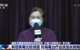 """Chuyên gia Trung Quốc: Virus SARS-CoV-2 rất """"ngoan cố"""""""