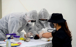 Kết quả xét nghiệm ban đầu của các y, bác sĩ tiếp xúc với bệnh nhân nhiễm Covid-19 số 237 đều âm tính