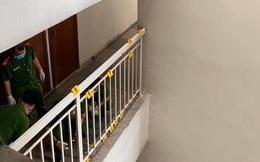 Khám nghiệm chung cư nơi tiến sĩ Bùi Quang Tín tử vong