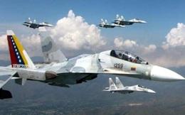 """Su-30MK2 xuất kích đánh chặn trong đêm, buộc 2 máy bay Mỹ rút lui sau """"hành động quyết đoán"""""""